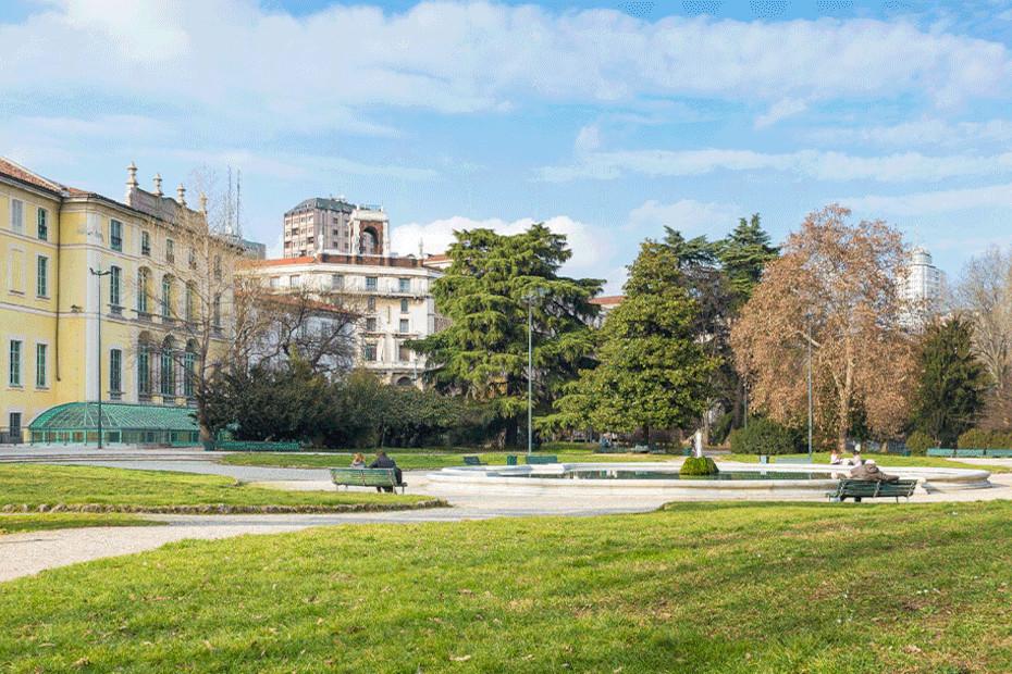 4. Giardini Pubblici Indro Montanelli