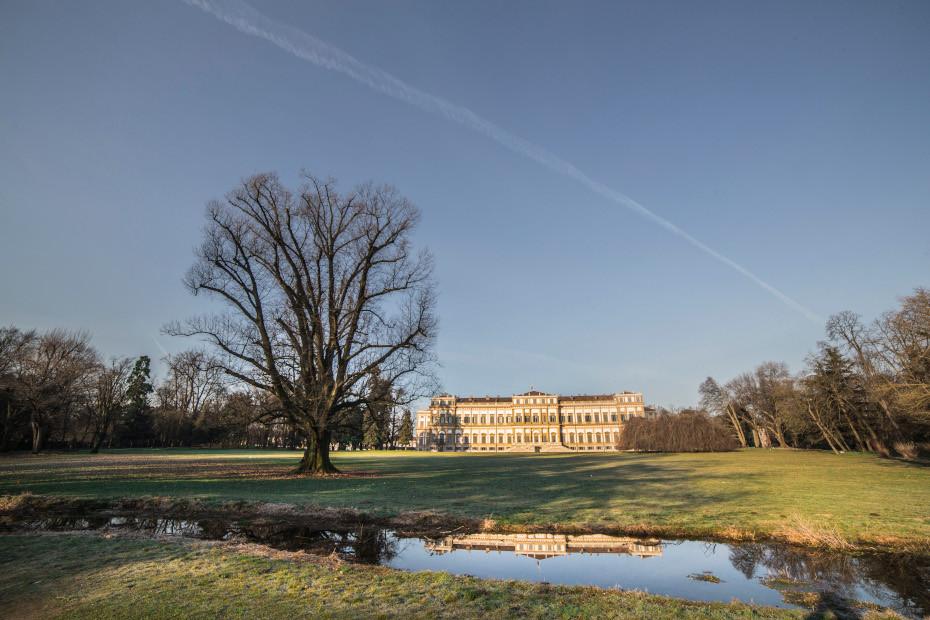 Giardini reali della Reggia di Monza, Monza (MB)