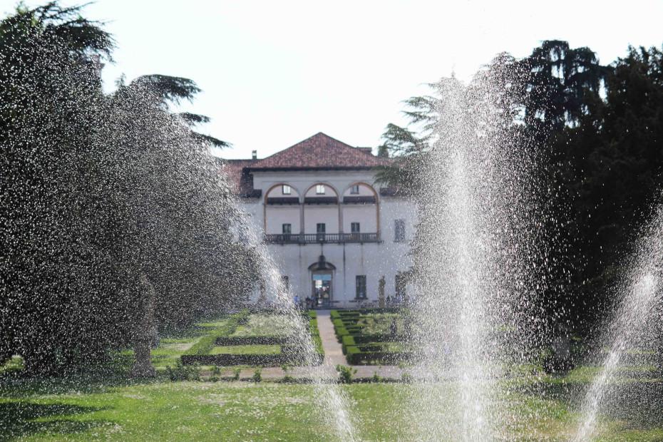 Giardino di Palazzo Arese Borromeo, Cesano Maderno (MB)