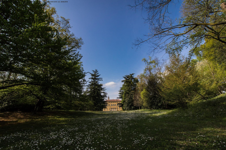 Giardino di Villa Annoni, Cuggiono (MI)