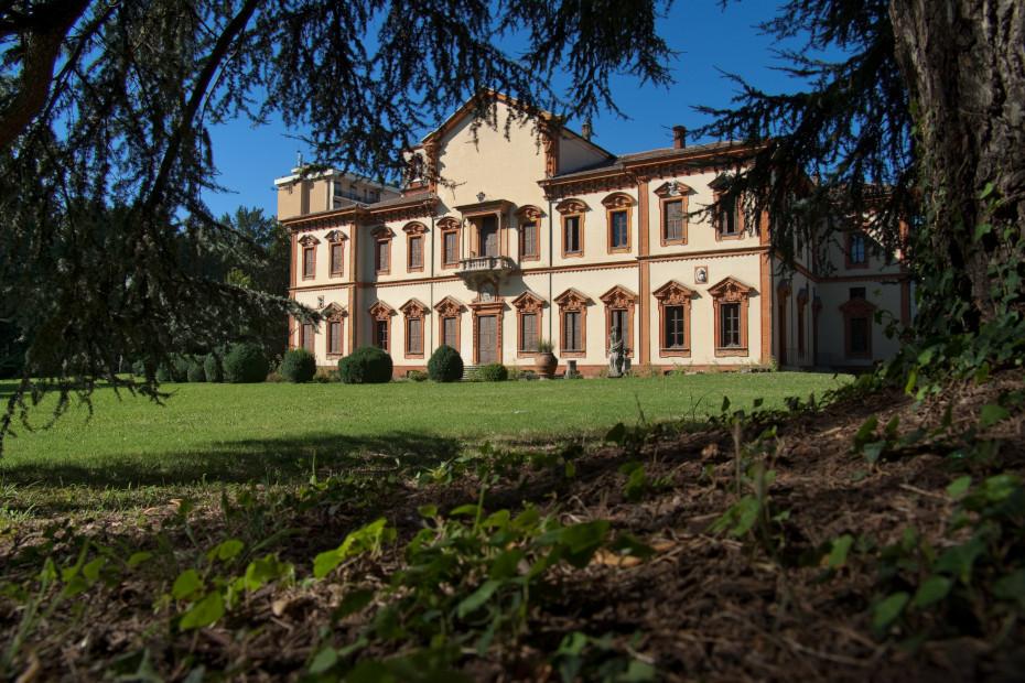 Giardino di Villa Ghirlanda, Cinisello Balsamo (MI)