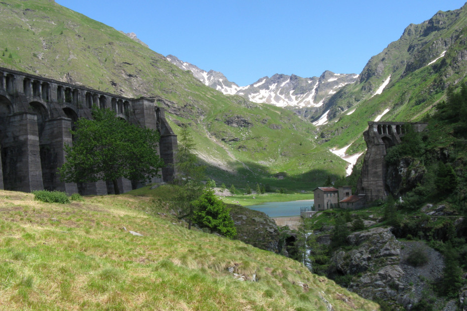 Val di Scalve: Diga del Gleno (BG) - 26/07/2020 - EVENTO SCADUTO