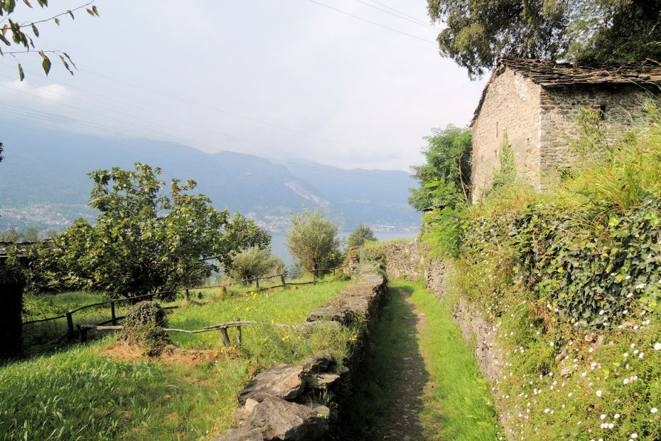 El sendero del Viandante | Lago de Como - Val Masino