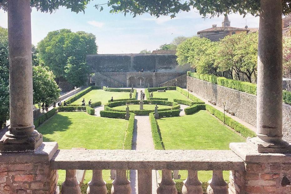 Volta Mantovana - Palazzo Gonzaga