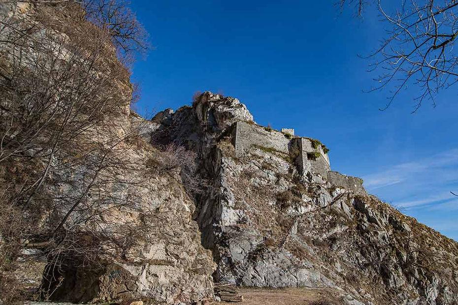 Rocca del Medeghino (Musso, CO)