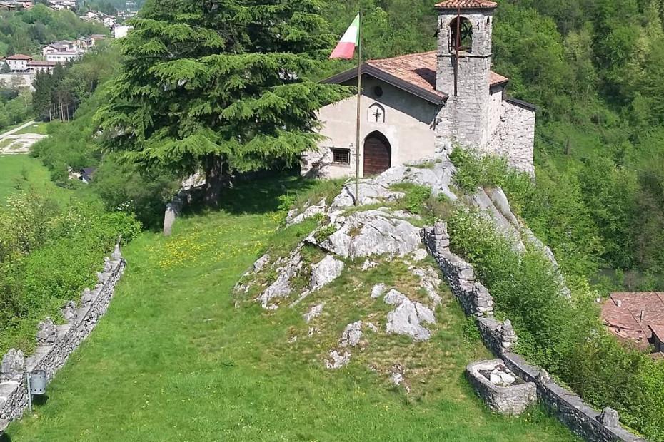 Vestone - Rocca di Nozza