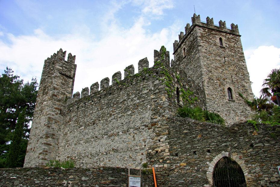 Il Castello di Rezzonico (San Siro, CO)