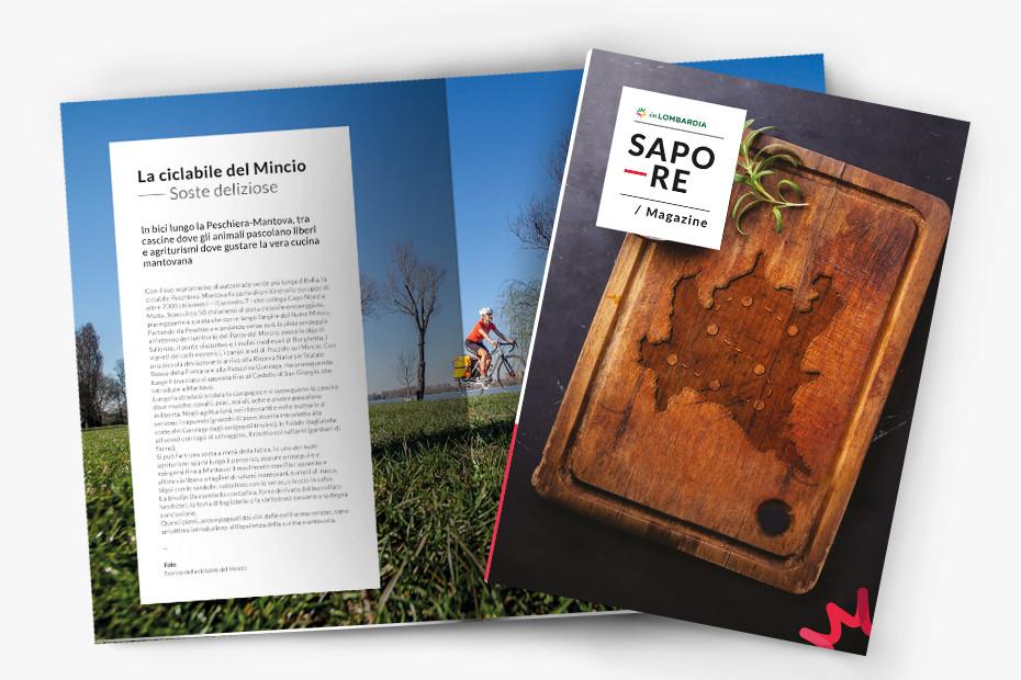 Magazine Sapore
