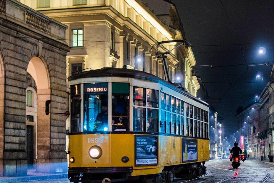 Tram n. 1: da Greco a Roserio