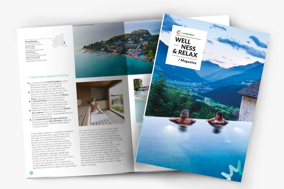 Magazine Wellness & Relax