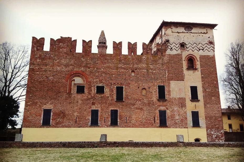 Castello D'Agogna (PV)