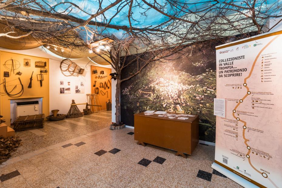 Lodrino (BS) - Museo etnografico
