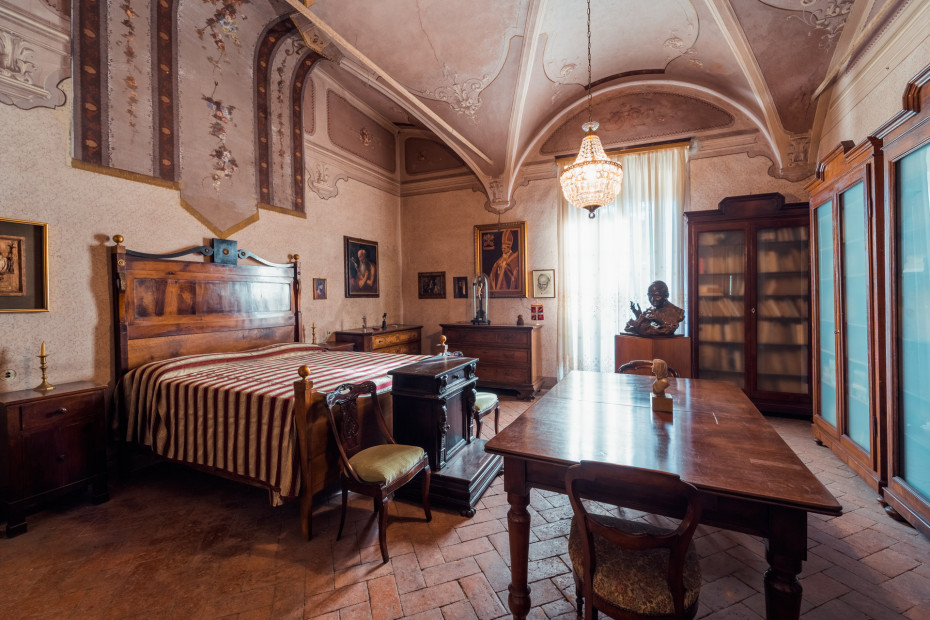Concesio (BS) - Casa Natale Paolo VI