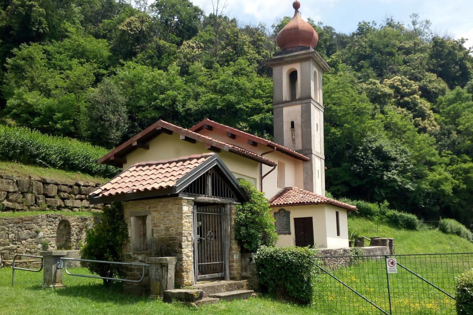 Villa d'Adda (Bg)