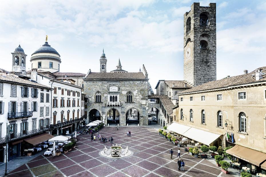 2. Ha la piazza più bella d'Europa