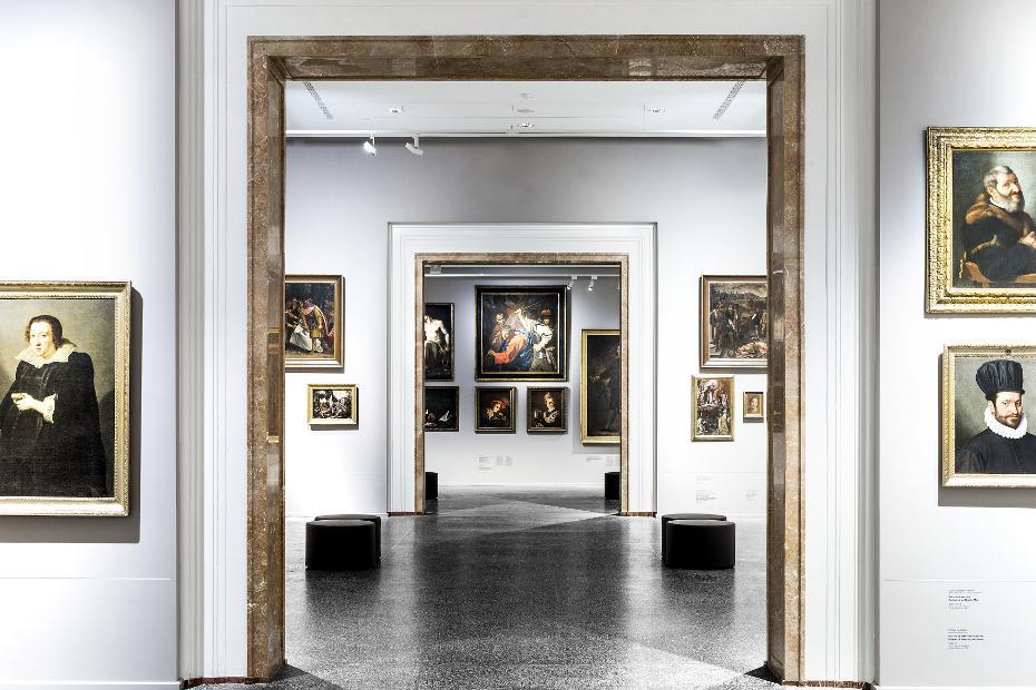 3. Si trovano i più grandi artisti della storia dell'arte
