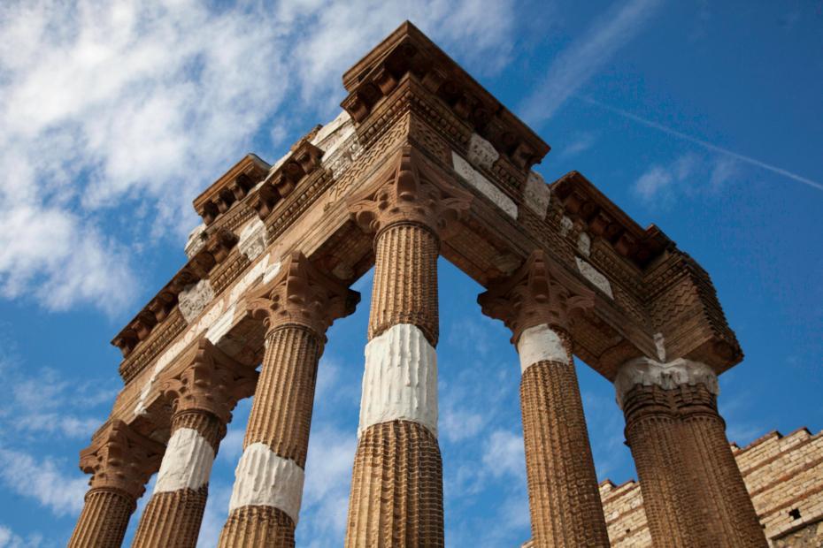2. Il suo centro è Patrimonio Unesco