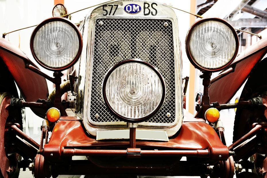 4. Per gli appassionati di motori è amore a prima vista