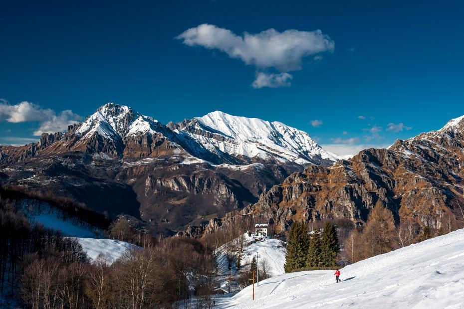 2. Esquiar aquí es inolvidable