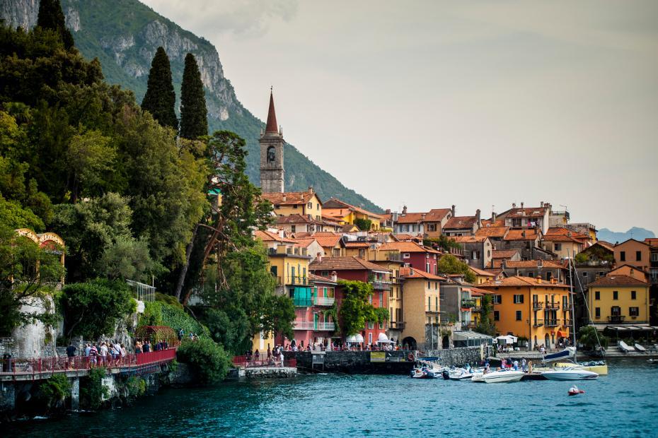 10. Villages romantiques, comme Varenna