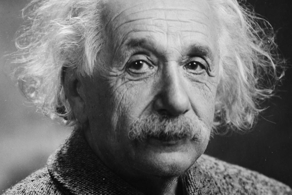 1. Einstein y a vécu