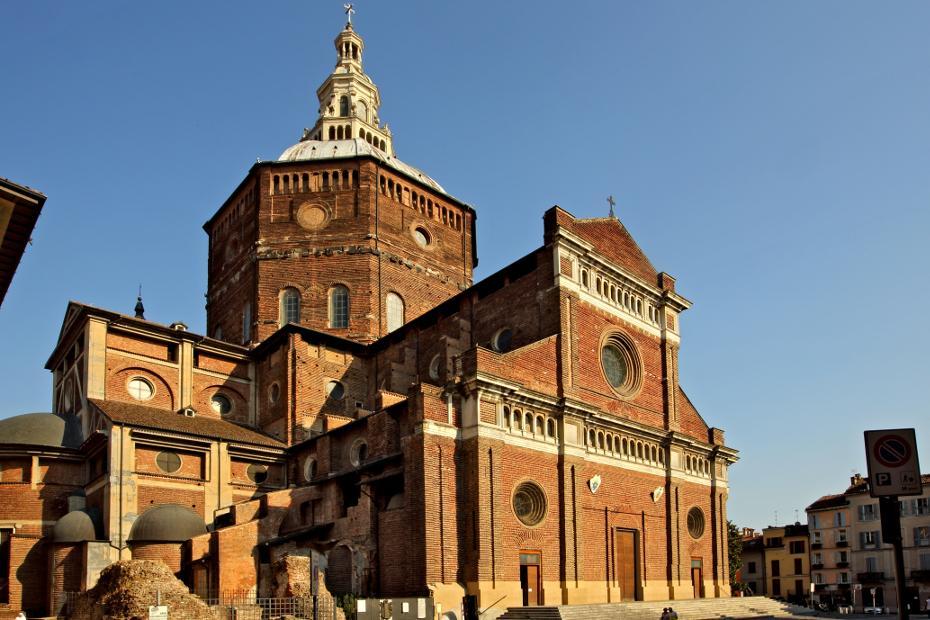 3. Le sue chiese sono senza pari