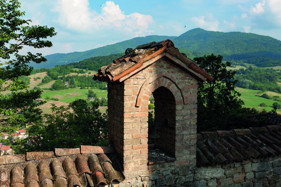 6. Ha alcuni tra i borghi più belli d'Italia