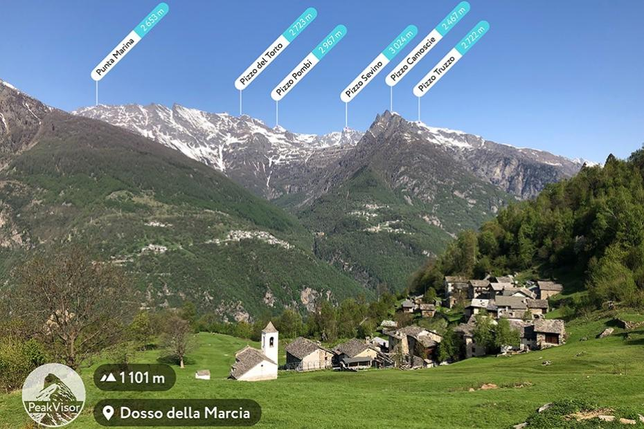 Scopri le cime della Valtellina