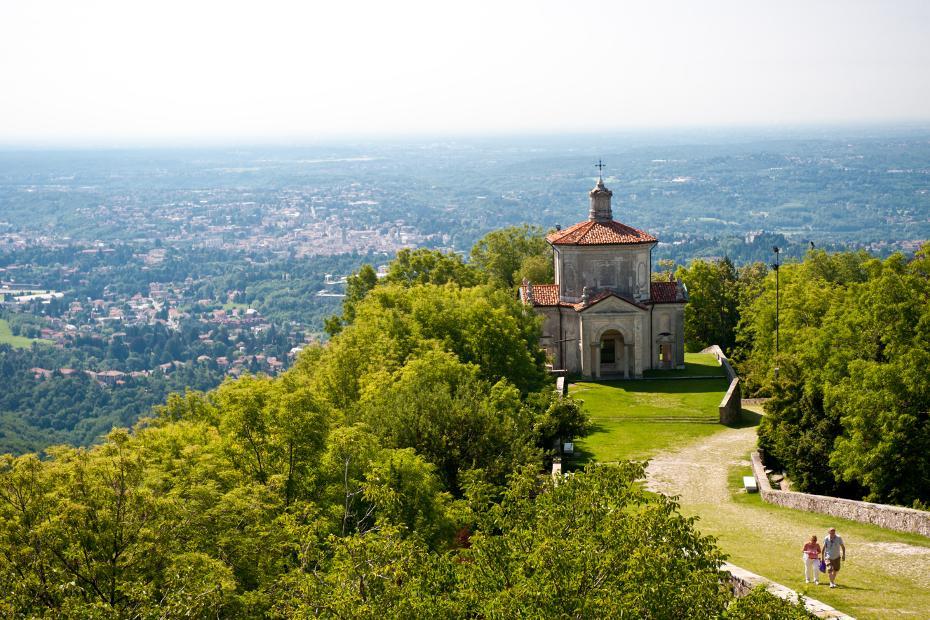 4. Ha il suo Sacro Monte