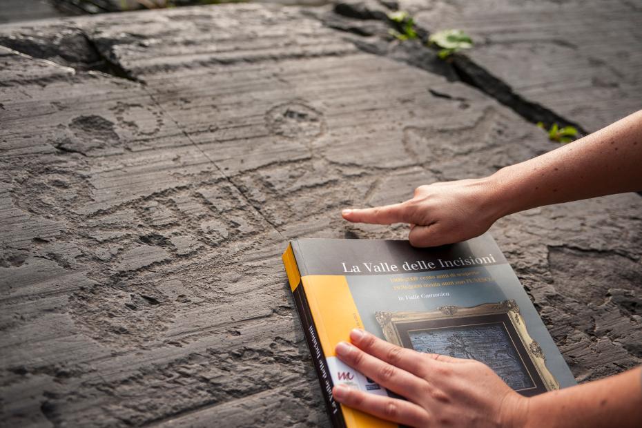 3. Visitare le incisioni rupestri in Valcamonica