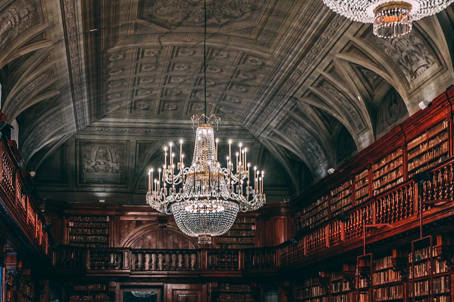 Bibliothèque de Brera