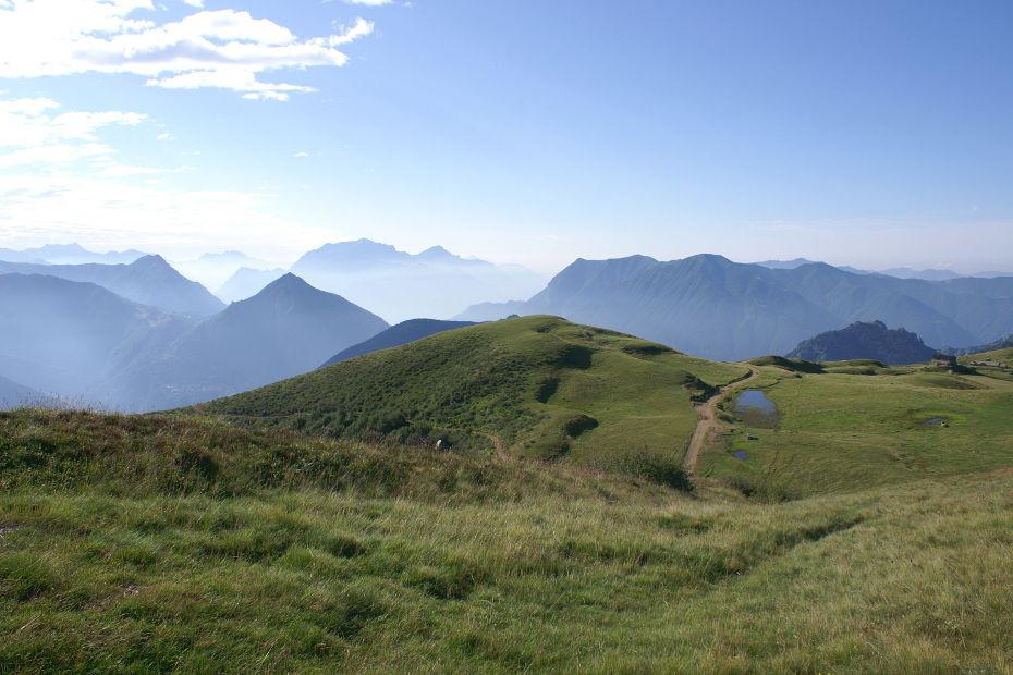 Trekking in Val Cavargna