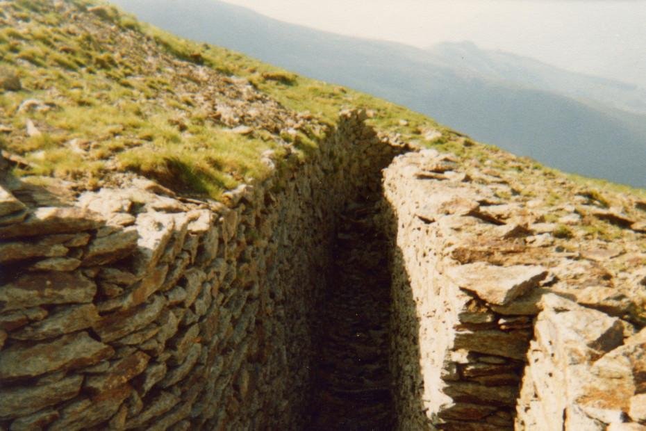La Linea Cadorna, tra storia e natura