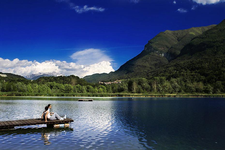 Carlazzo e il Lago di Piano, porte d'ingresso per la Val Cavargna