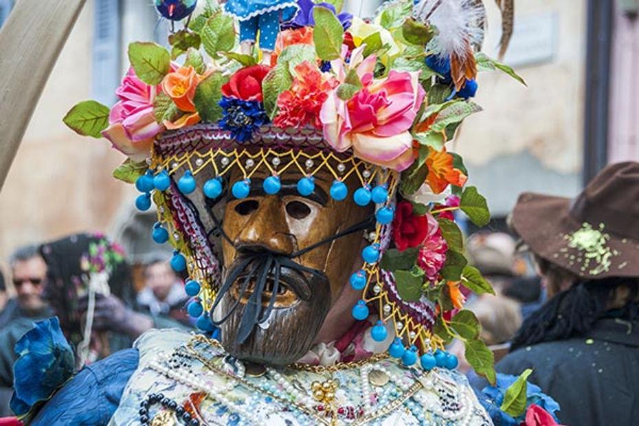 Il Carnevale di Schignano (CO)