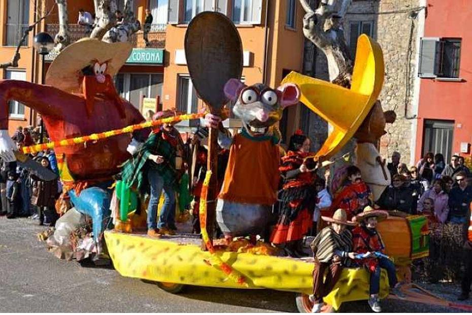 Il Carnevale di Varzi (PV)