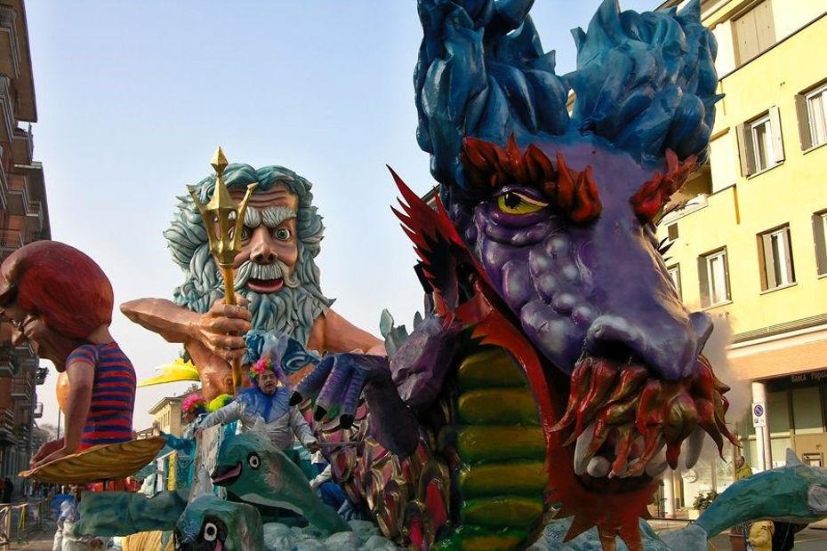 Il Carnevale di Crema (CR)