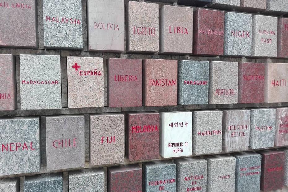 Il Memoriale della Croce Rossa