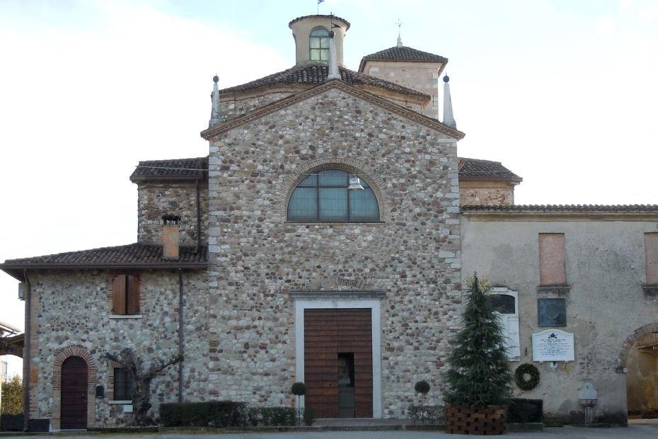 Il Santuario della Madonna della Scoperta