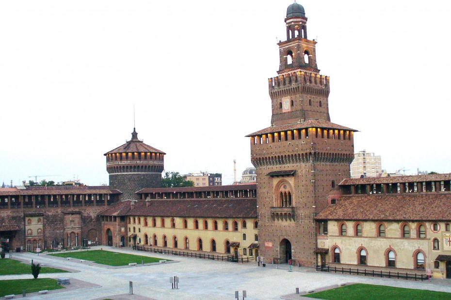 La Sala d'armi del Castello Sforzesco e il Museo del Risorgimento (Milano)