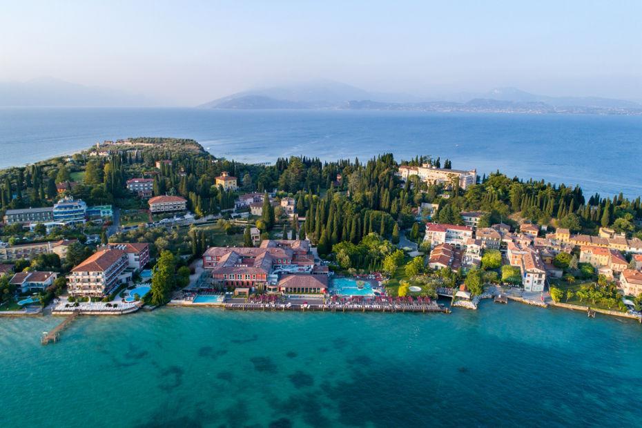 Lago di Garda: benessere vista lago
