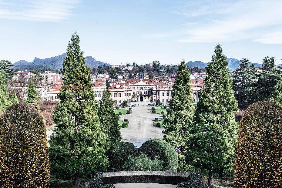 Varese: la città giardino