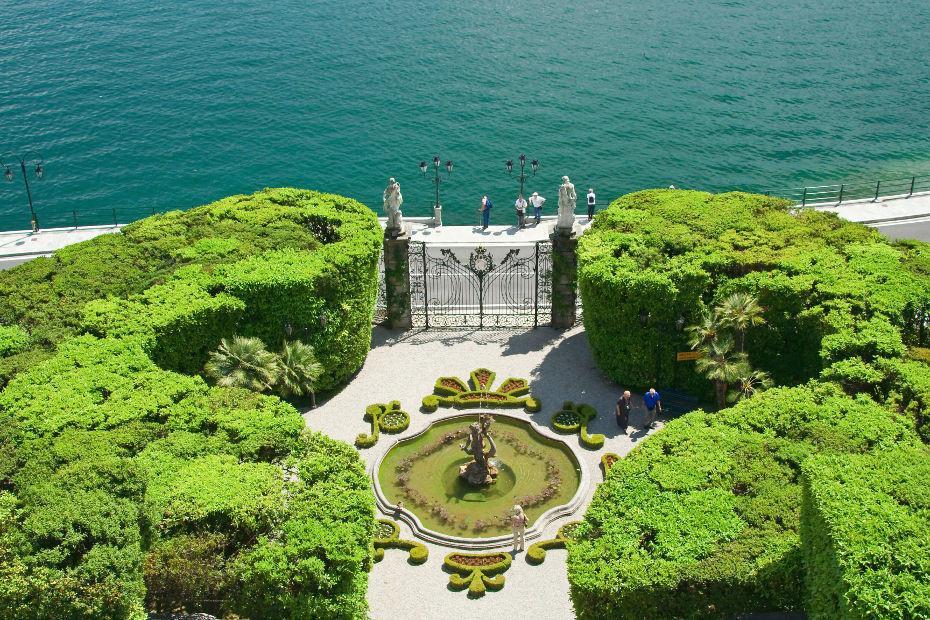 Il glam della Brianza e il Lago di Como