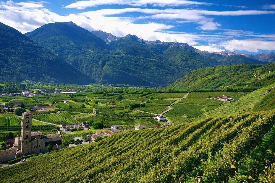 Immersi nella natura della Valtellina