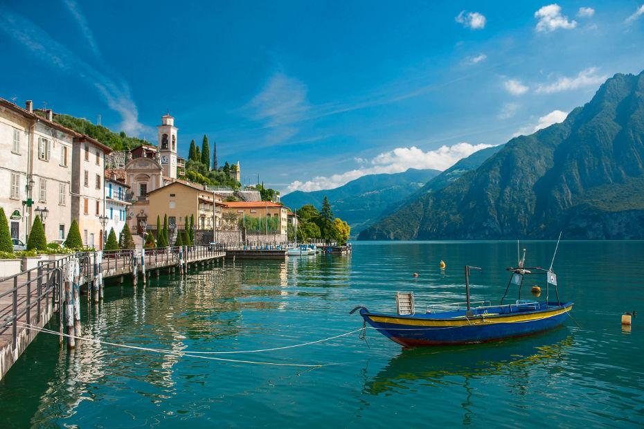 Lago d'Iseo, preistoria e bollicine