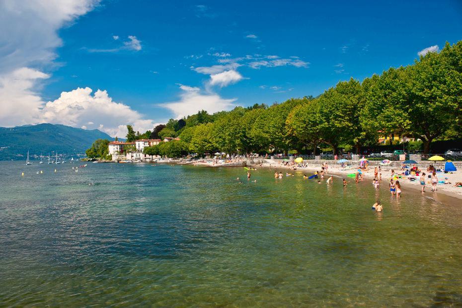 Lago Maggiore, paesaggi incontaminati