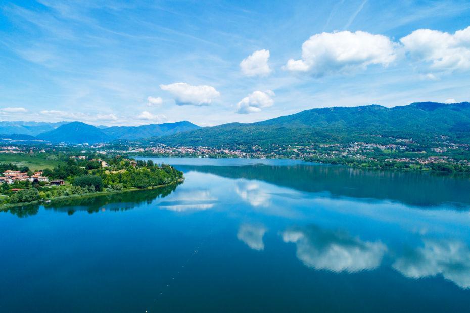 Lago di Varese, da scoprire in bici