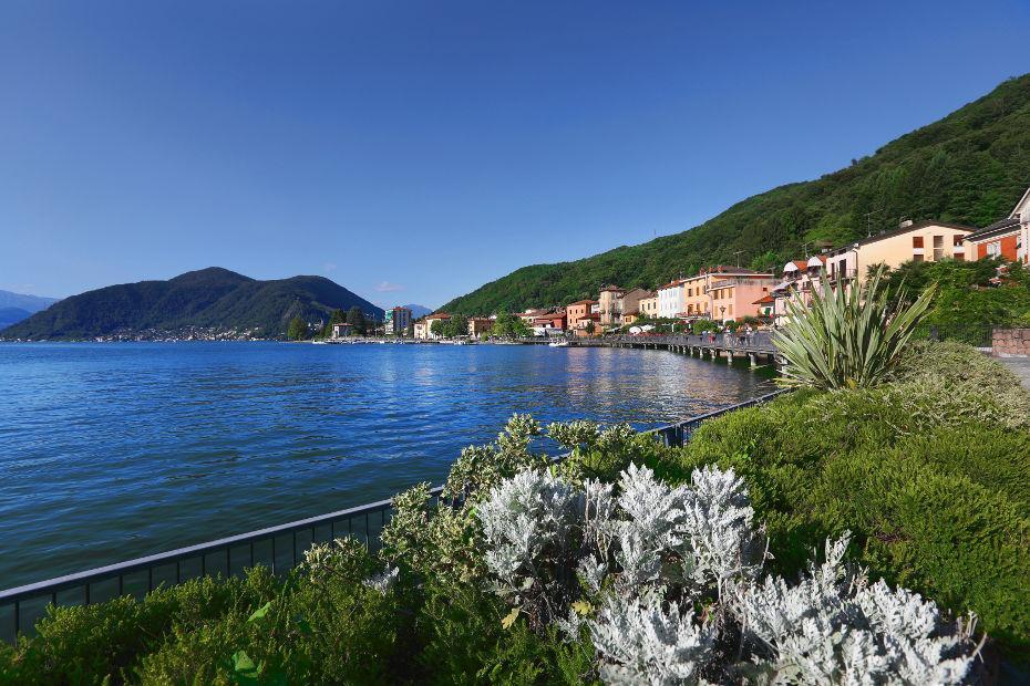 Lago di Lugano, piccolo mondo antico