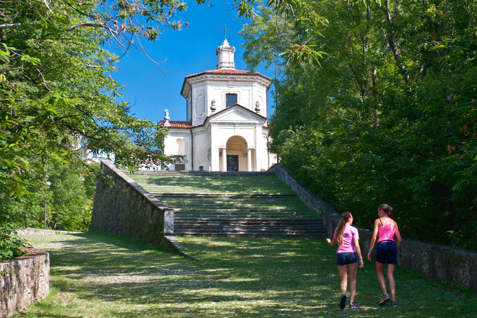 Una gita al Sacro Monte di Varese