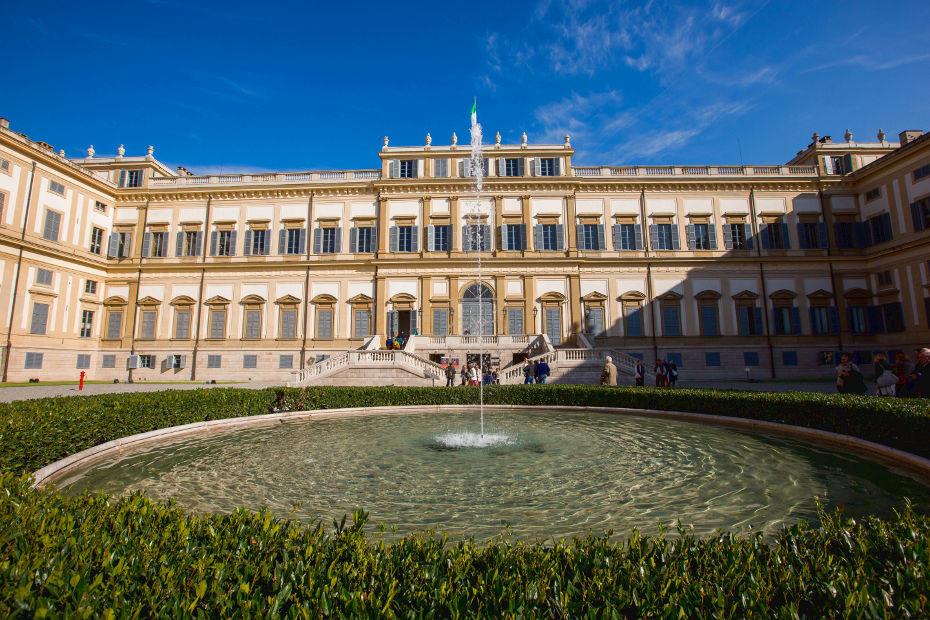 Villa e Giardini Reali di Monza